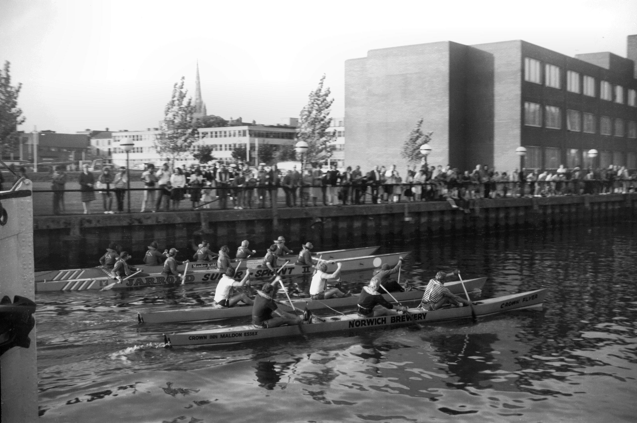 Norwich River Events